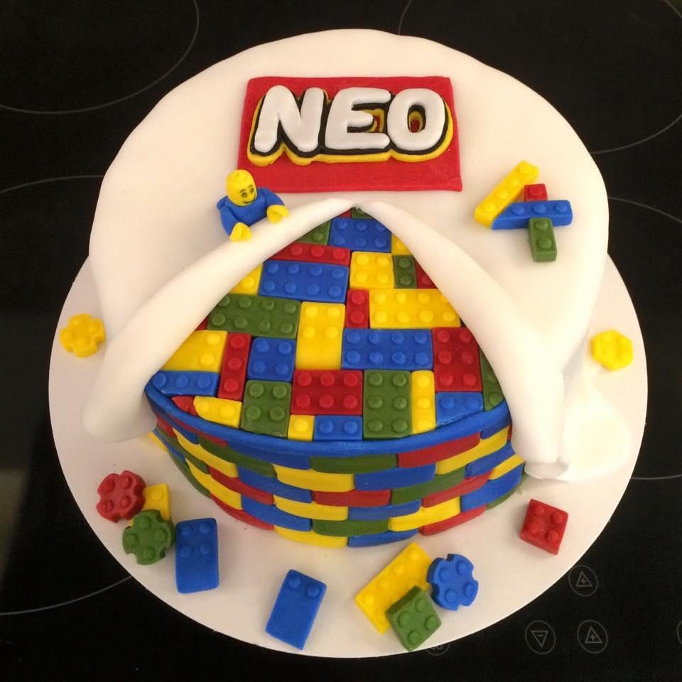 Kuchen Lego Kuchen Fee