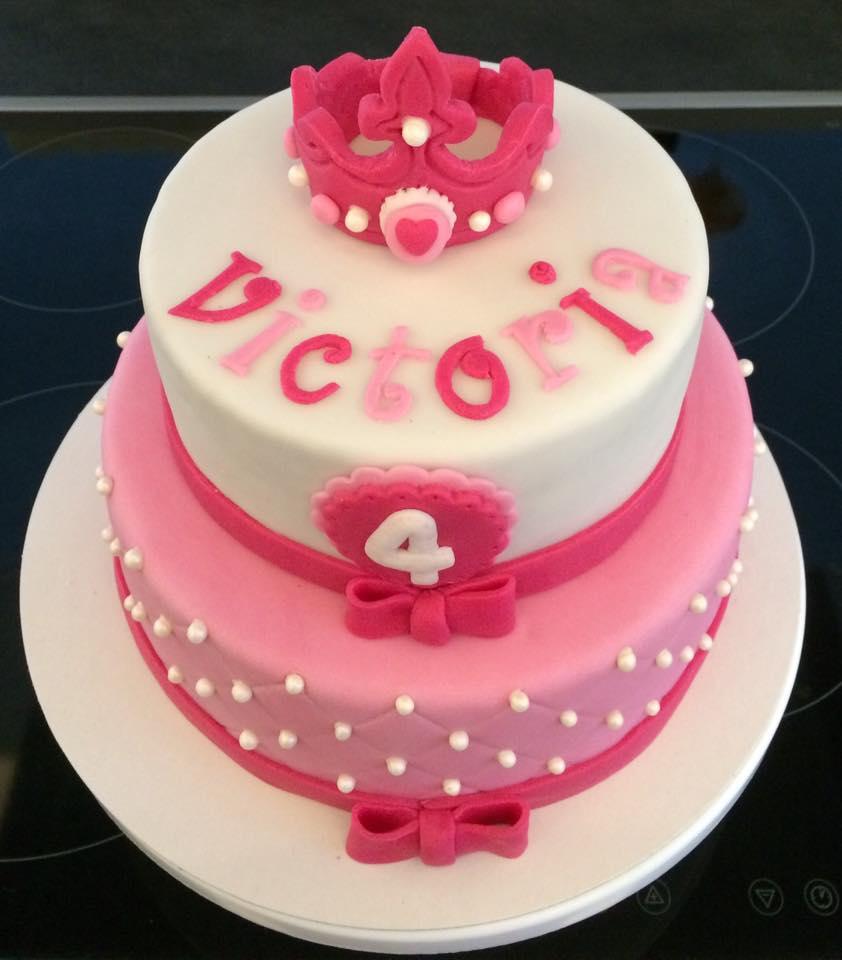 Kuchen Prinzessin Kuchen Fee