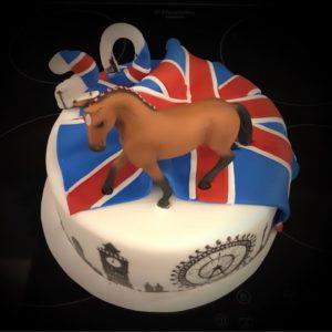 Kuchen Pferd In London Kuchen Fee